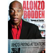 Alonzo Bodden: Who's Paying Attention? (DVD)