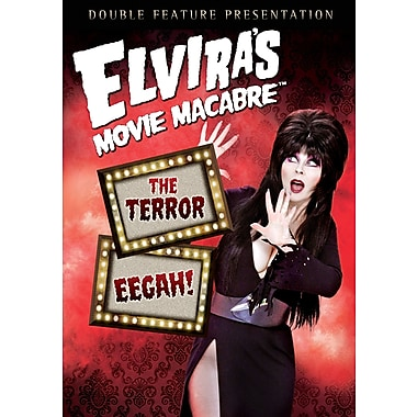 Elvira's Movie Macabre: The Terror/Eegah! (DVD)