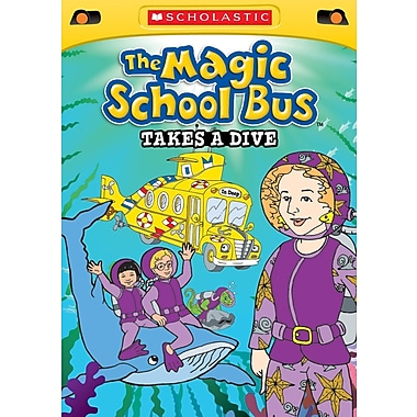 Magic School Bus-Takes A Dive (DVD)