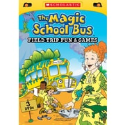 Magic School Bus-Field Trip Fun/Games(3) (DVD)