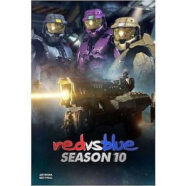 Red Vs.Blue S10 (DVD)