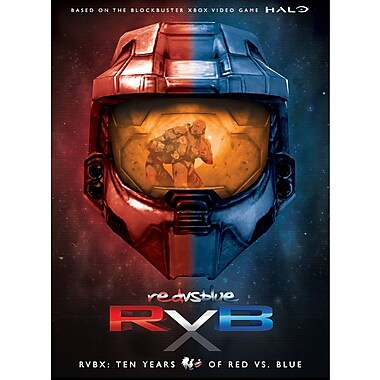 RVBX - Ten Years of Red Vs. Blue (DVD)