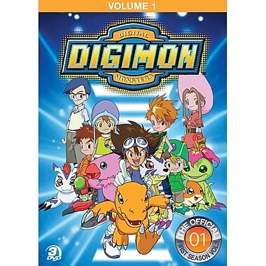 Digimon Adventure - Volume 1 (DVD)