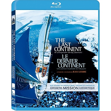 The Last Continent/Antarctic Mission (Blu-Ray)