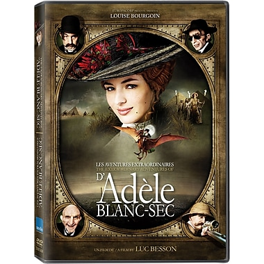 The Extraordinary Adventures of Adéle Blanc-Sec (DVD)