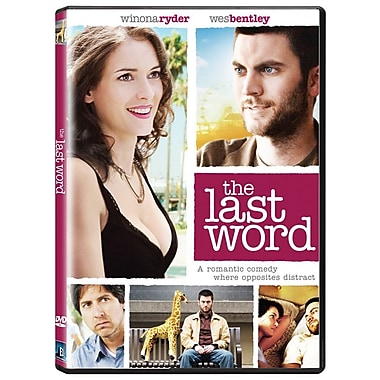 The Last Word (Blu-Ray)