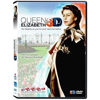 Queen Elizabeth in 3D (DVD)