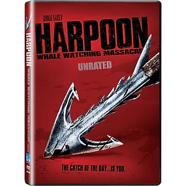 Harpoon: Whale Watching Massacre (DVD)