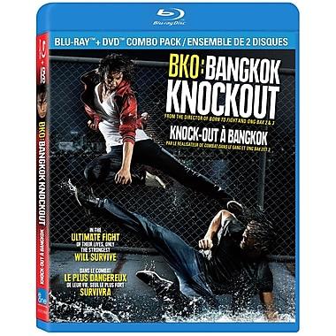 BKO: Bangkok Knockout (Blu-Ray + DVD)