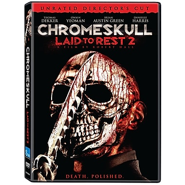 ChromeSkull: Laid to Rest 2 (DVD)