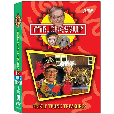 Mr. Dressup - Tickle Trunk Treasures (DVD)
