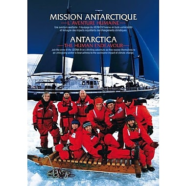 Antarctica - The Human Endeavour (DVD)