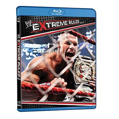 WWE 2011: Extreme Rules 2011: Tampa, FL: May 1, 2011 (Blu-Ray)