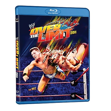 WWE 2011: Over The Limit 2011: Seattle, WA: May 2 2, 2011 (Blu-Ray)