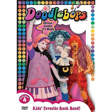 Doodlebops: Volume 4: Abracadeedee It's Magic (DVD)