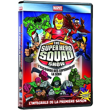 The Super Hero Squad Show: Saison 1 Integral (French) (DVD)