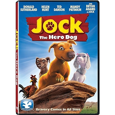 Jock the Hero Dog (DVD)