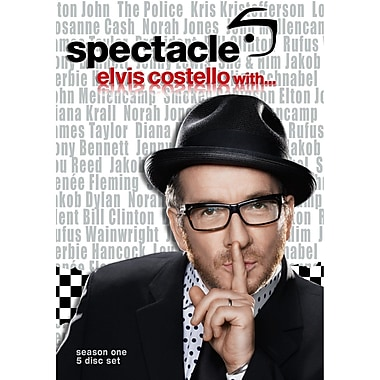 Spectacle: Elvis Costello With? Season 1 (DVD)