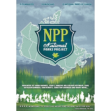 National Parks Project (DVD)