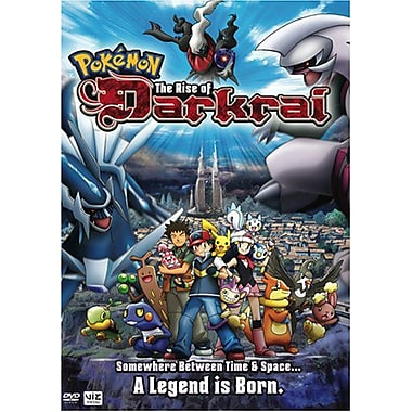 Pokemon: The Rise of Darkrai (DVD)