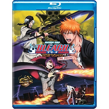 Bleach The Movie: Hell Verse (Movie 4) (Blu-Ray)