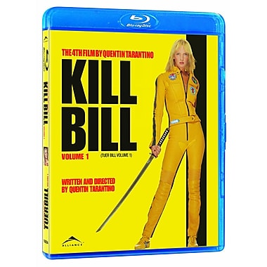 Kill Bill: Volume 1 (Blu-Ray) 2010