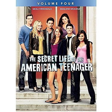 Secret Life of The American Teenager: Volume Four (DVD)