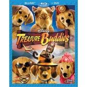 Treasure Buddies (Blu-Ray + DVD)