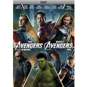 Marvel's The Avengers (DVD) 2012