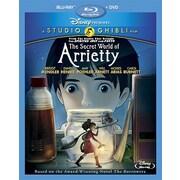 The Secret World of Arrietty (Blu-Ray + DVD)
