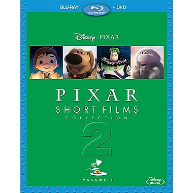 Pixar Short Films Collection: Volume 2 (Blu-Ray + DVD)