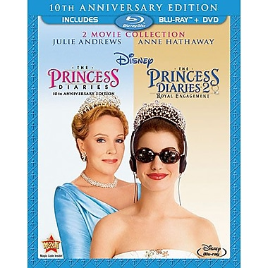 The Princess Diaries 10th Anniversary Collection (Blu-Ray + DVD)