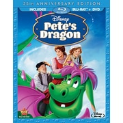 Pete's Dragon: 35th Anniversary (Blu-Ray + DVD)