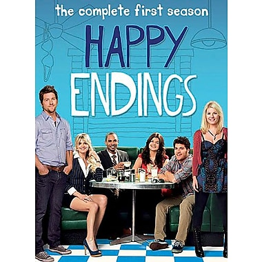 Happy Endings: The Complete First Season (DVD)