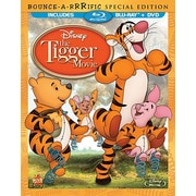 The Tigger Movie: Bounce-A-RRRific Special Edition (Blu-Ray + DVD)