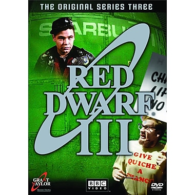 Red Dwarf III: The Original Series Three (DVD)