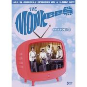 The Monkees: Season 2 (25 Original Episodes) (DVD)