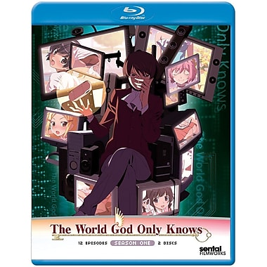 The World God Only Knows: Complete Collection (Blu-Ray)
