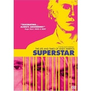 Superstar: The Life and Times of Andy Warhol (DVD)