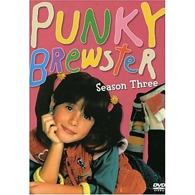 Punky Brewster: Season 3 (DVD)