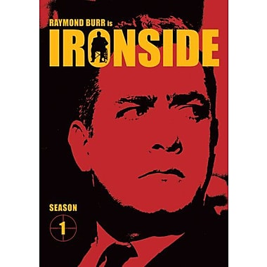 Ironside: Season 1 (DVD)