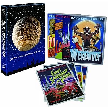 Mystery Science Theater 3000: 20th Anniversary Edition (First Spaceship on Venus/Laserblast/Werewolf/Future War) (DVD)