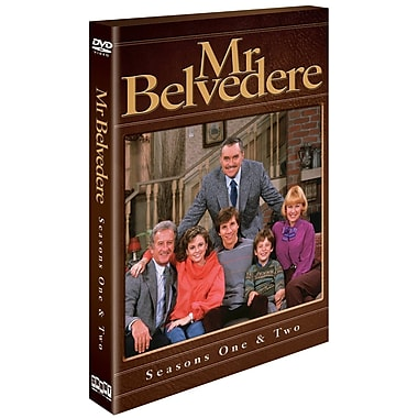 Mr.Belvedere: Seasons 1 & 2 (DVD)