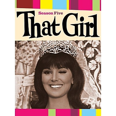 That Girl: Season 5 (DVD)