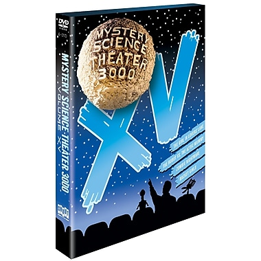 Mystery Science Theater 3000: Vol. XV-The Robot vs. the Aztec Mummy/The Girl in Lovers Lane/Zombie Nightmare/Racket Girls