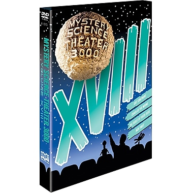 Mystery Science Theatre 3000: XVIII (DVD)