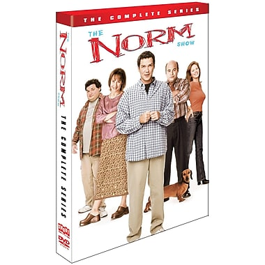 The Norm Show: Complete Series (DVD)