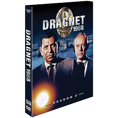 Dragnet 1968: Season 2 (DVD)