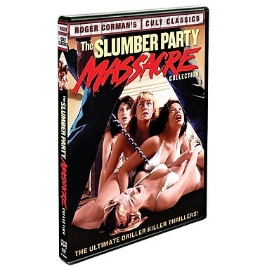 Roger Corman's Cult Classics: The Slumber Party Massacre Collection (DVD)