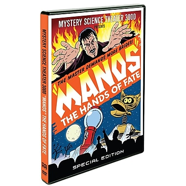 Mystery Science Theater 3000: Manos: The Hands of Fate (DVD)